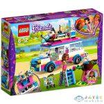Lego Friends: Olivia Különleges Járműve 41333 (Lego, 41333)
