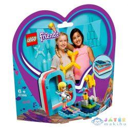 Lego Friends: Stephanie Nyári Szív Alakú Doboza 41386 (Lego, 41386)