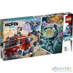 Lego Hidden Side: Fantom Tűzoltóautó 3000 70436 (Lego, 70436)