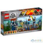 Lego: Jurassic World Dilophosaurus Támadás Az Előőrs Ellen (Lego, 75931)
