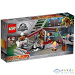 Lego Jurassic World: Jurassic Park Velociraptor Üldözés 75932 (Lego, 75932)