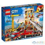 Lego City: Belvárosi Tűzoltóság 60216 (Lego, 60216)