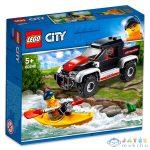 Lego City: Kajakos Kaland 60240 (Lego, 60240)