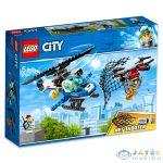 Lego City: Légi Rendőrségi Drónos Üldözés 60207 (Lego, 60207)