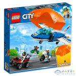 Lego City: Légi Rendőrségi Ejtőernyős 60208 (Lego, 60208)