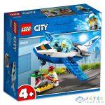 Lego City: Légi Rendőrségi Járőröző Repülőgép 60206 (Lego, 60206)