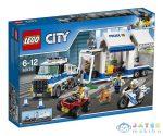 Lego City: Mobil Rendőrparancsnoki Központ 60139 (LEGO, 60139)