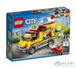 Lego City: Pizzás Furgon 60150 (LEGO, 60150)