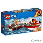 Lego City: Tűz A Dokknál 60213 (Lego, 60213)