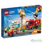 Lego City: Tűzoltás A Hamburgeresnél 60214 (Lego, 60214)