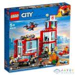 Lego City: Tűzoltóállomás 60215 (Lego, 60215)