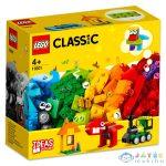 Lego Classic: Kockák És Ötletek 11001 (Lego, 11001)