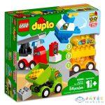 Lego Duplo: Első Autós Alkotásaim 10886 (Lego, 10886)