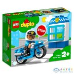 Lego Duplo: Rendőrségi Motor 10900 (Lego, 10900)
