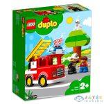 Lego Duplo: Tűzoltóautó 10901 (Lego, 10901)
