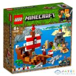 Lego Minecraft: A Kalózhajós Kaland 21152 (Lego, 21152)