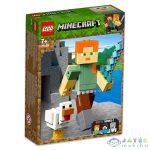 Lego Minecraft: Bigfig Alex Csirkével 21149 (Lego, 21149)