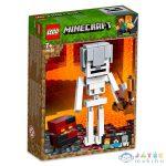 Lego Minecraft: Bigfig Csontváz Magmakockával 21150 (Lego, 21150)