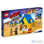 Lego Movie 2: Emmet Álomháza, Mentőrakétája! 70831 (Lego, 70831)