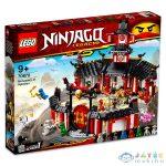 Lego Ninjago: A Spinjitzu Monostora 70670 (Lego, 70670)