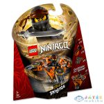 Lego Ninjago: Spinjitzu Cole 70662 (Lego, 70662)