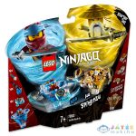 Lego Ninjago: Spinjitzu Nya És Wu 70663 (Lego, 70663)