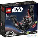 Lego Star Wars: Kylo Ren Űrsiklója Microfighter 75264 (Lego, 75264)