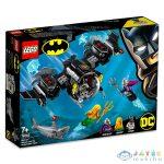 Lego Super Heroes: Batman Tengeralattjárója És A Víz Alatti Ütközet 76116 (Lego, 76116)
