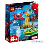 Lego Super Heroes: Pókember: Doc Ock Gyémántrablása 76134 (Lego, 76134)