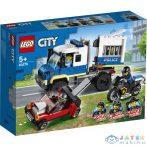Lego City: Police Rendőrségi Rabszállító 60276 (Lego, 60276)