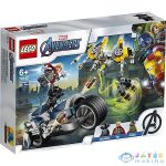 Lego Marvel Super Heroes 76142 : Bosszúállók Speeder Biciklis Támadás (Lego, 76142)