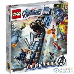 Lego Marvel Super Heroes: Bosszúállók Csata A Toronynál 76166 (Lego, 76166)