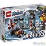 Lego Marvel Super Heroes: Vasember Fegyvertára 76167 (Lego, 76167)
