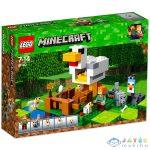 Lego Minecraft: Csirkeudvar 21140 (Lego, 21140)