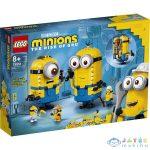 Lego Minions: Kocka Minyonok És Barlangjuk 75551 (Lego, 75551)