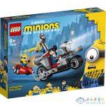 Lego Minions: Megállíthatatlan Motoros Üldözés 75549 (Lego, 75549)