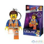 Lego Movie 2: Emmet Világítós Kulcstartó (Lego, KE145)