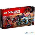 Lego Ninjago: A Jaguárkígyó Utcai Verseny 70639 (Lego, 70639)