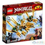 Lego Ninjago: Az Aranysárkány 70666 (Lego, 70666)