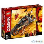 Lego Ninjago: Cole Cross Motorja 70672 (Lego, 70672)