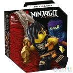 Lego Ninjago: Hősi Harci Készlet - Cole Vs Kísértetharcos 71733 (Lego, 71733)
