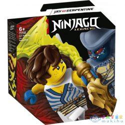 Lego Ninjago: Hősi Harci Készlet - Jay Vs Serpentine 71732 (Lego, 71732)