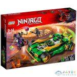 Lego Ninjago: Nindzsa Éjjeli Lopakodó 70641 (Lego, 70641)