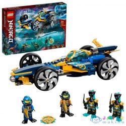 Lego Ninjago: Ninja Sub Speeder 71752 (Lego, 71752)
