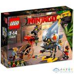 Lego Ninjago: Piranha Támadás 70629 (Lego, 70629)