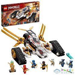 Lego Ninjago: Ultrahangos Támadó 71739 (Lego, 71739)
