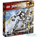 Lego Ninjago: Zane Mechanikus Titánjának Csatája 71738 (Lego, 71738)