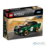 Lego Speed Champions: 1968 Ford Mustang Fastback 75884 (Lego, 75884)