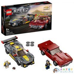 Lego Speed Champions: Chevrolet Corvette C8.R Race Car És 1968 76903 (Lego, 76903)