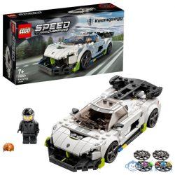 Lego Speed Champions: Koenigsegg Jesko 76900 (Lego, 76900)